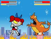 Cartoon fight online játék