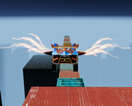 Fly car stunt 3 online