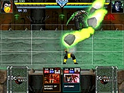 Kombat fighters játék