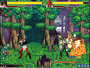 The king of fighters vs DNF 2 szem�lyes j�t�kok